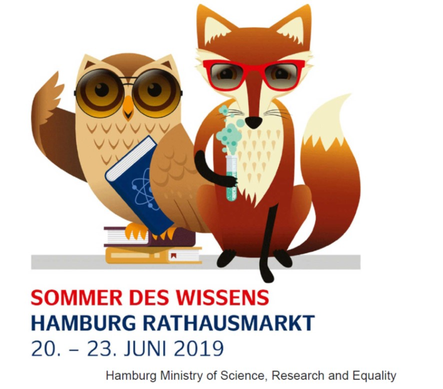Hamburg Summer of Science 2019